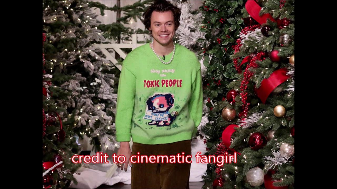 Harry Styles - Wonderful Christmastime (Studio Version)