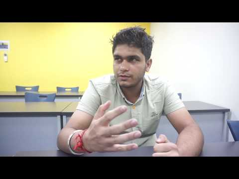 STEi Institute review by Bhisham Sharma - Study in Singapore