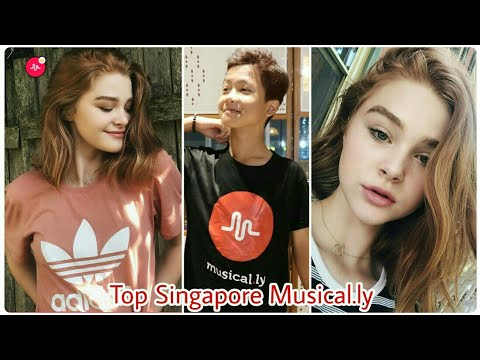 Top Singapore Muser Musical.ly | Best Musical.ly | July 2017