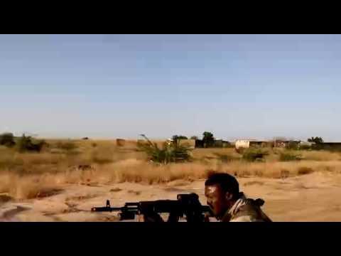 Nigerain Armed forces special battalion(Spetnaz trained killing machine)