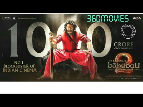 Bahubali 2 - The Conclusion | No.1 Blockbuster of Indian Cinema |360Movies