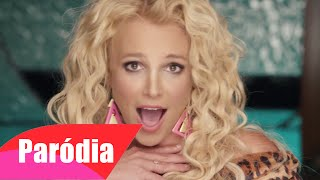 Britney Spears ft Iggy Azalea - Pretty Girls (Paródia/Redublagem)