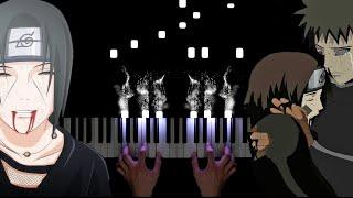 Naruto Shippūden Sad Soundtrack Piano Medley