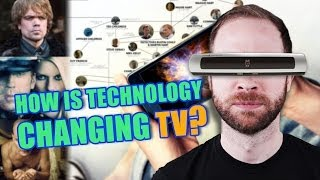How Is Technology Changing TV Narrative? | Idea Channel | PBS Digital Studios