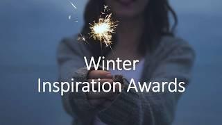 Inspiration Awards - Winter 2018