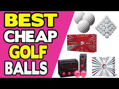 Best Cheap Golf Balls 2017-18 | Top 5 Best Cheap Golf Balls