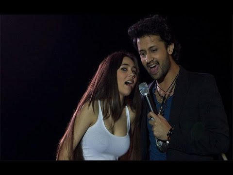 Atif Aslam & Sunidhi Chauhan Amazing Live Performance | August 2016