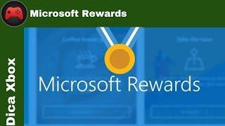 [Dica Xbox] Microsoft Rewards