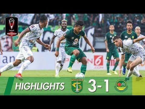 [HIGHLIGHTS] Melaju ke Semifinal   Persebaya vs PS Tira-Persikabo   Piala Presiden 2019