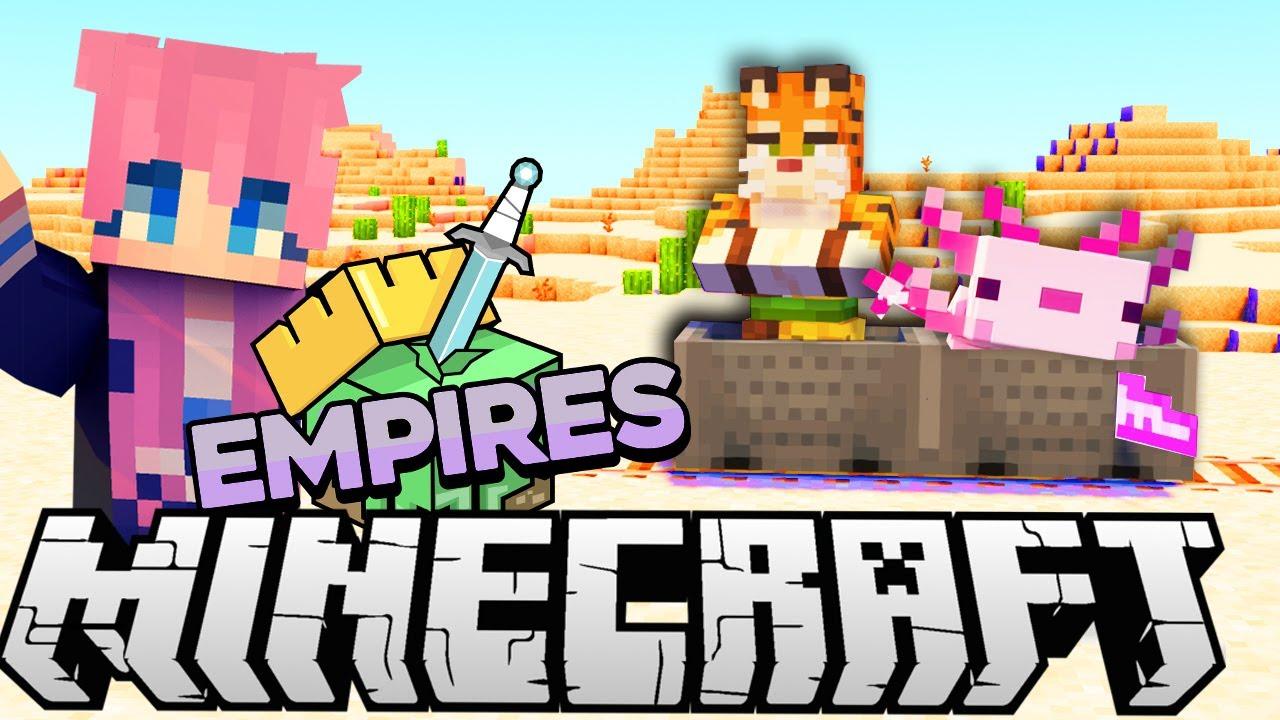 Download The Exchange.   Ep. 10   Minecraft Empires 1.17