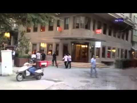6 Temmuz 2013, ELİ SATIRLI AKPLİ VE POLİS ELELE HALKA SALDIRIYOR