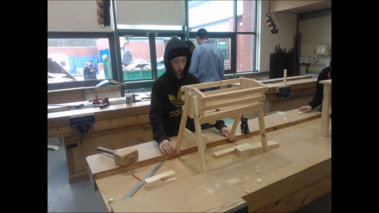 Btec Introductory Course Bench Joinery (foundations)  Youtube