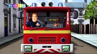 Brandweerman Sam - een knalfeest