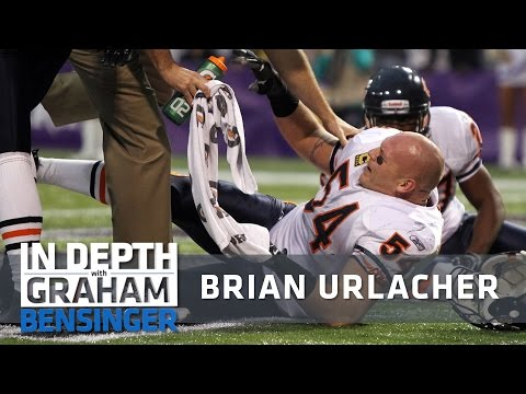 Brian Urlacher on the fight to return to the field