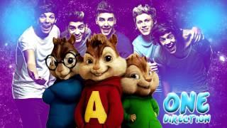 One Direction - Night Changes (Chipmunks Remix Music Studio)
