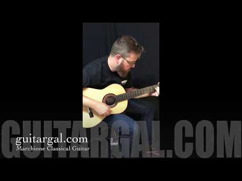 Marchione Classical Guitar (ABW) at Guitar Gallery
