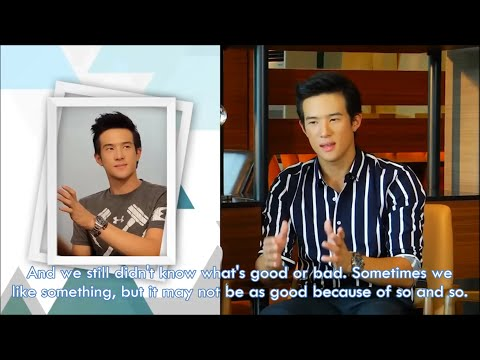"[Eng Sub] James Ma on ""Gang Ruk Dek"" talk show"