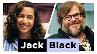 Celebrity Slumber Party with Jack Black