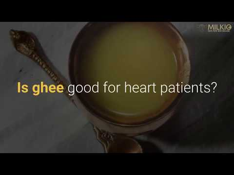 Is ghee healthy? How to enjoy good heart healthy with ghee?