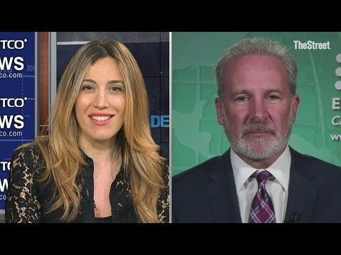 Peter Schiff Talks his 2018 Gold Outlook - Part 1