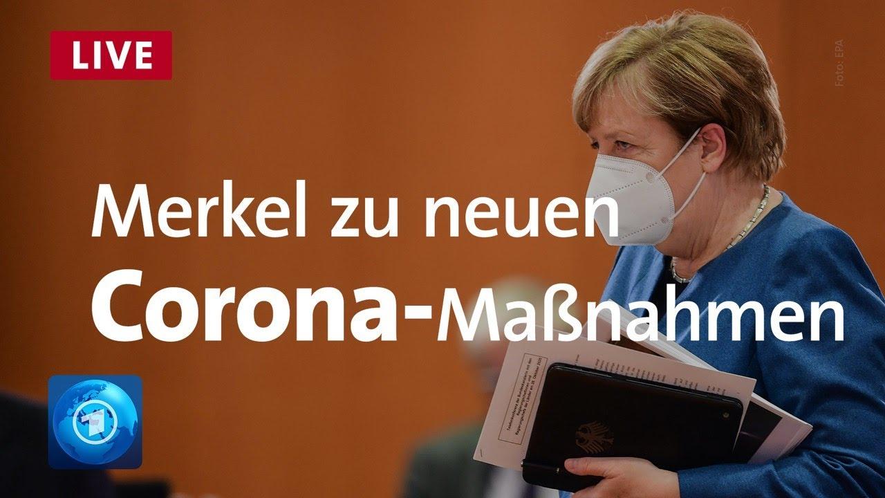 Live übertragung Merkel Heute
