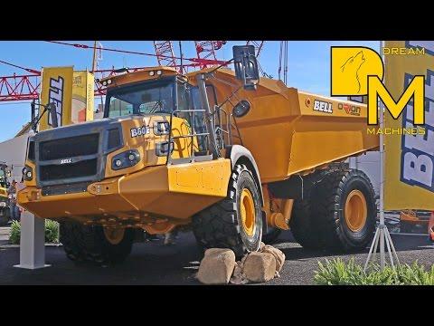 CONEXPO LAS VEGAS ALL MACHINES 🚜 THE BIG SHOW WALKAROUND COMPILATION