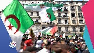 التلفزيون العربي | الجزائر .. تصاعد الحراك الشعبي والمعارضة تقترح خريطة طريق لحل الأزمة