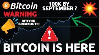 MAJOR WARNING TO ALL BITCOIN TRADERS!!!! (Bitcoin macro update)