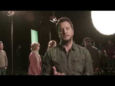 Luke Bryan - Most People Are Good (Behind The Scenes)