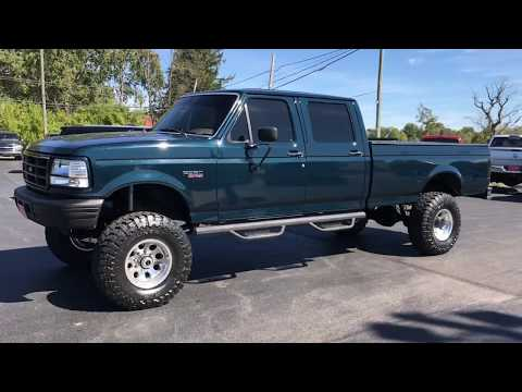 1997 Ford F-350 7.3L POWERSTOKE, OBS, King Ranch Interior