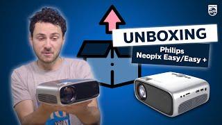 Philips NeoPix Easy / Easy+ Unboxing