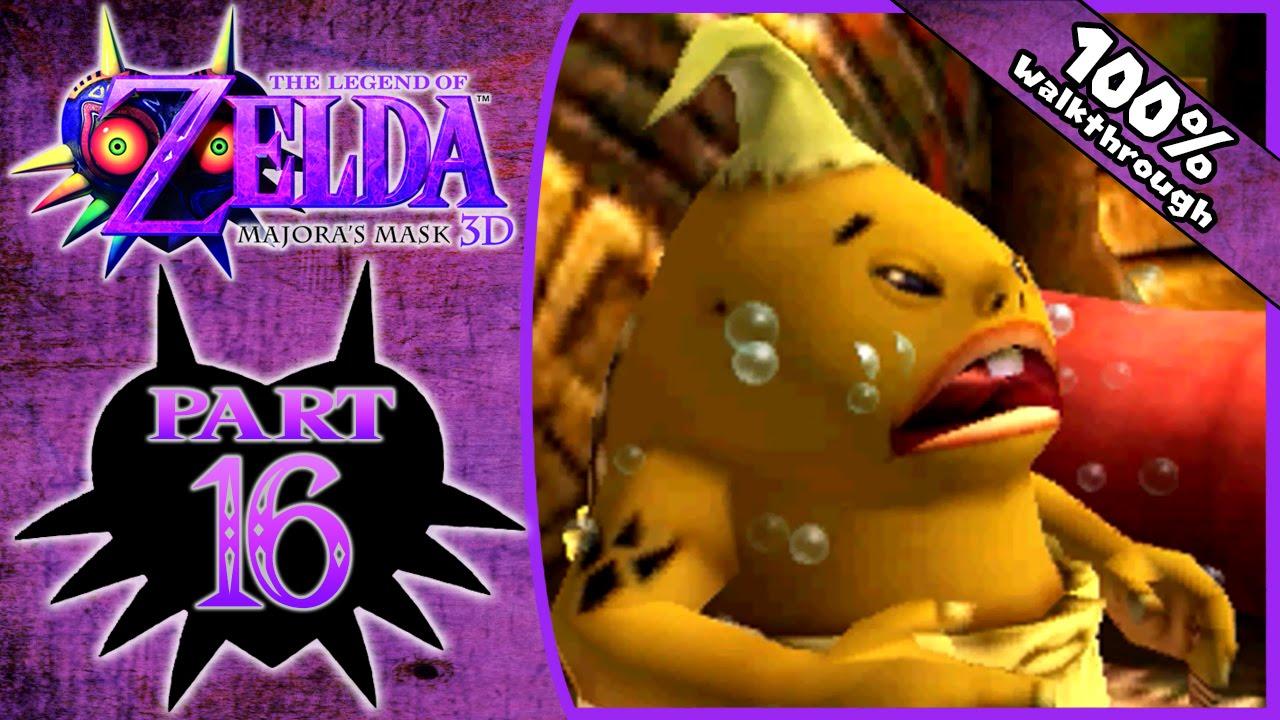 a610d08b2 The Legend of Zelda: Majora's Mask 3D - Part 16   Learning Goron Lullaby!  [100% Walkthrough]