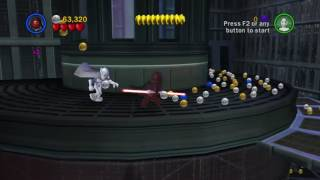 Lego Star Wars: The Complete Saga - Episode 1 - Darth Maul (Free Play #1)