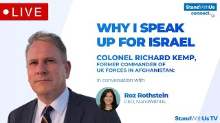 Why I Speak Up For Israel