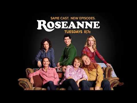 Roseanne Promo Featuring Christopher Lloyd, James Pickens Jr.