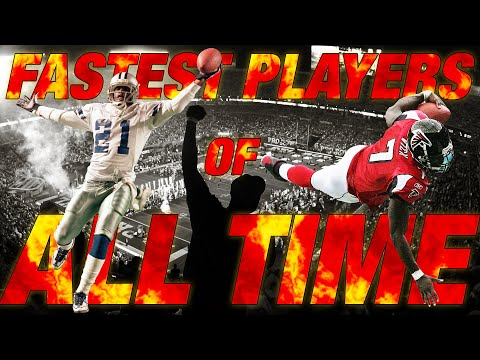 Top 10 Fastest Players of All TimeNFL Films