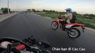 BMW S1000RR   Cán Cây Đinh Hư Vỏ Luôn    TOUR Nha Trang 4/7/2019