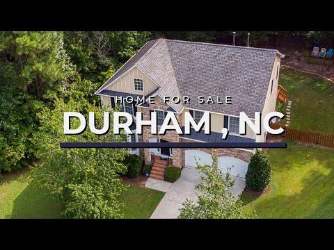 Durham Home For Sale: 15 Autrey Mill Circle Durham, NC 27703