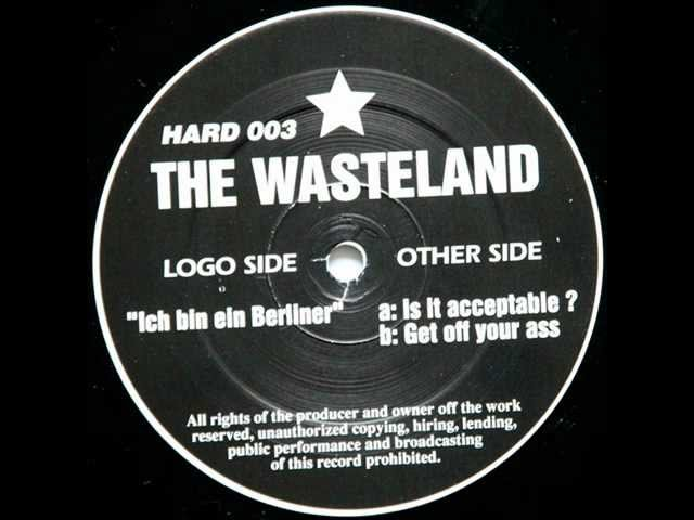 The Wasteland - Is It Acceptable?
