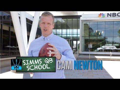 Chris Simms QB School: Cam Newton | Chris Simms Unbuttoned | NBC Sports