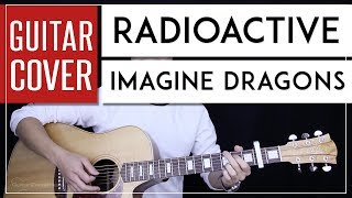 Radioactive Guitar Cover Acoustic - Imagine Dragons 🎸 |Guitar Chords|