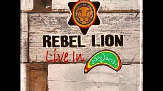 Rebel Lion - None Shall Escape The Judgement