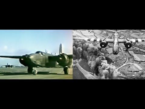 A-20 Havoc (Boston)  Attack Bombers in Color & 416th BG Scrapbook 1944