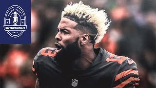 Former New York Giant Odell Beckham wants out of Cleveland per Jay Glazer! WE WON THE TRADE