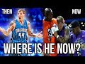 Where Are They Now? JASON WILLIAMS
