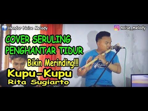 Instrument Seruling Penghantar Tidur KUPU-KUPU Rita Sugiarto