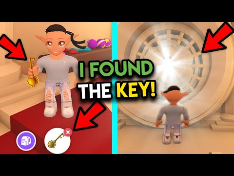 How to Unlock the NEW PET SHOP VAULT! SECRET KEY LOCATION // Adopt Me from YouTube · Duration:  10 minutes 5 seconds