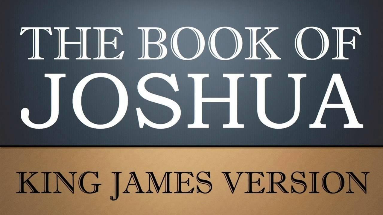 Book of Joshua - Chapter 1 - KJV Audio Bible - YouTube