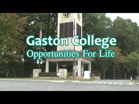 Gaston College Tour (Fall, 2015) - Nick Cable