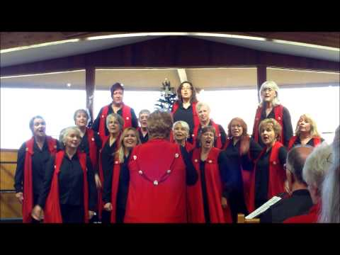 Red RockAppella Sweet Adelines: Tuxedo Junction